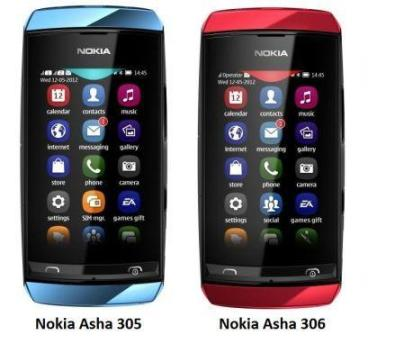 user manual nokia asha 306