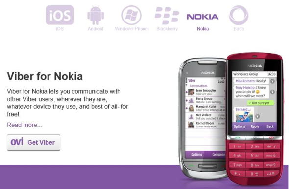 viber for symbian s60v5 free download